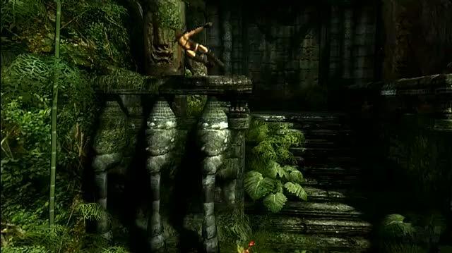 Tomb Raider Underworld Xbox 360 Trailer - Into Thailand