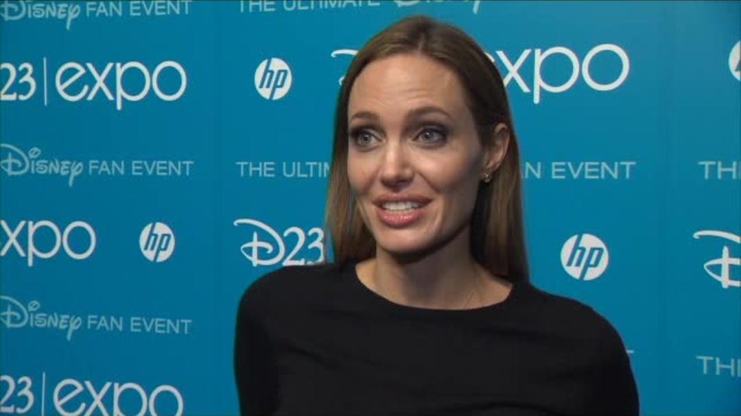 Maleficent - Angelina Jolie - D23 Interview