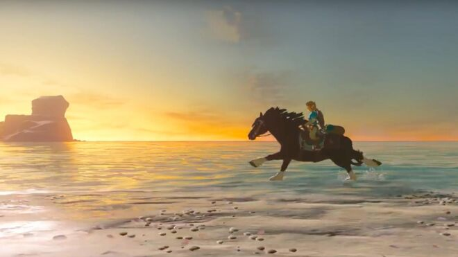 The Legend of Zelda Breath of the Wild Official Accolades Trailer