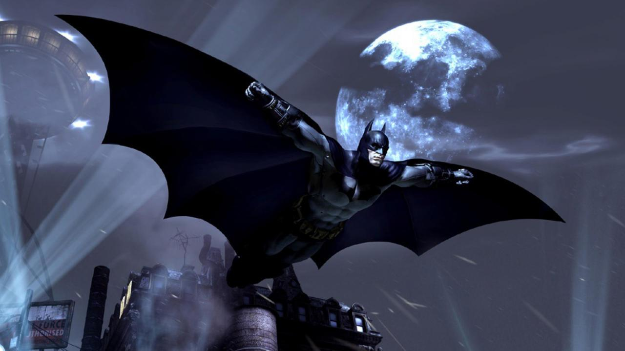 Batman Arkham City Hugo Strange Trailer Rewind Theater