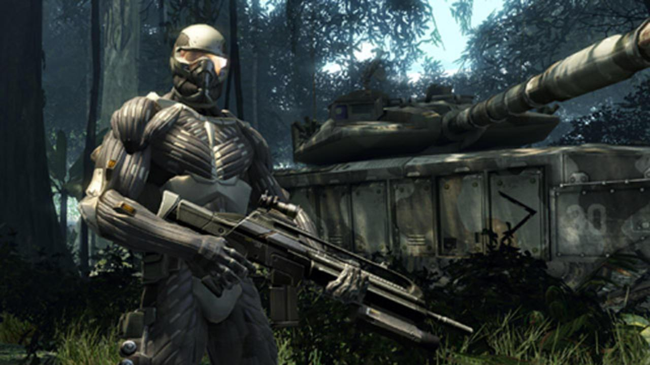 Crysis PC Games Preview - Video review (HD)
