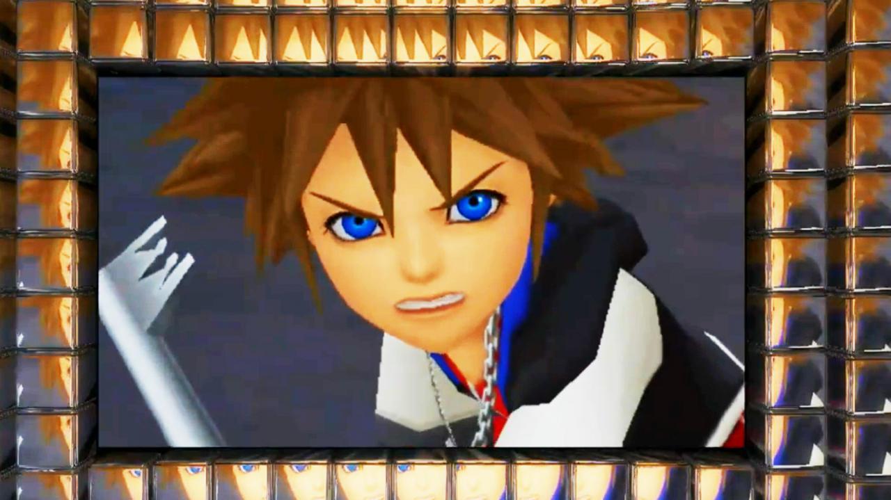 Kingdom Hearts 3D Trailer