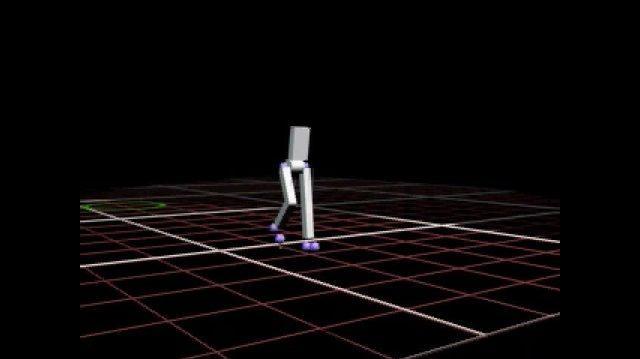 Backbreaker Xbox 360 Feature-Behind-the-Scenes - Walk Evolution (No Audio)