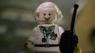 LEGO Dimensions Back to the Future Trailer
