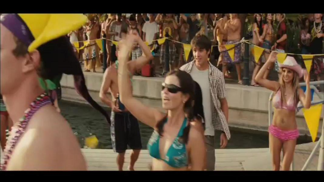 Piranha 3D's Kelly Brook