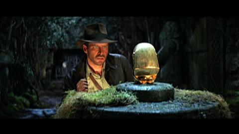 Indiana Jones and the Raiders of the Lost Ark All Four on Blu-Ray (1981) - Home Video Trailer for Indiana Jones Series On Blu-Ray