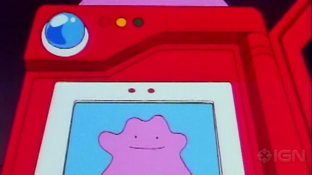 Pokemon Profiles Ditto ( 132)