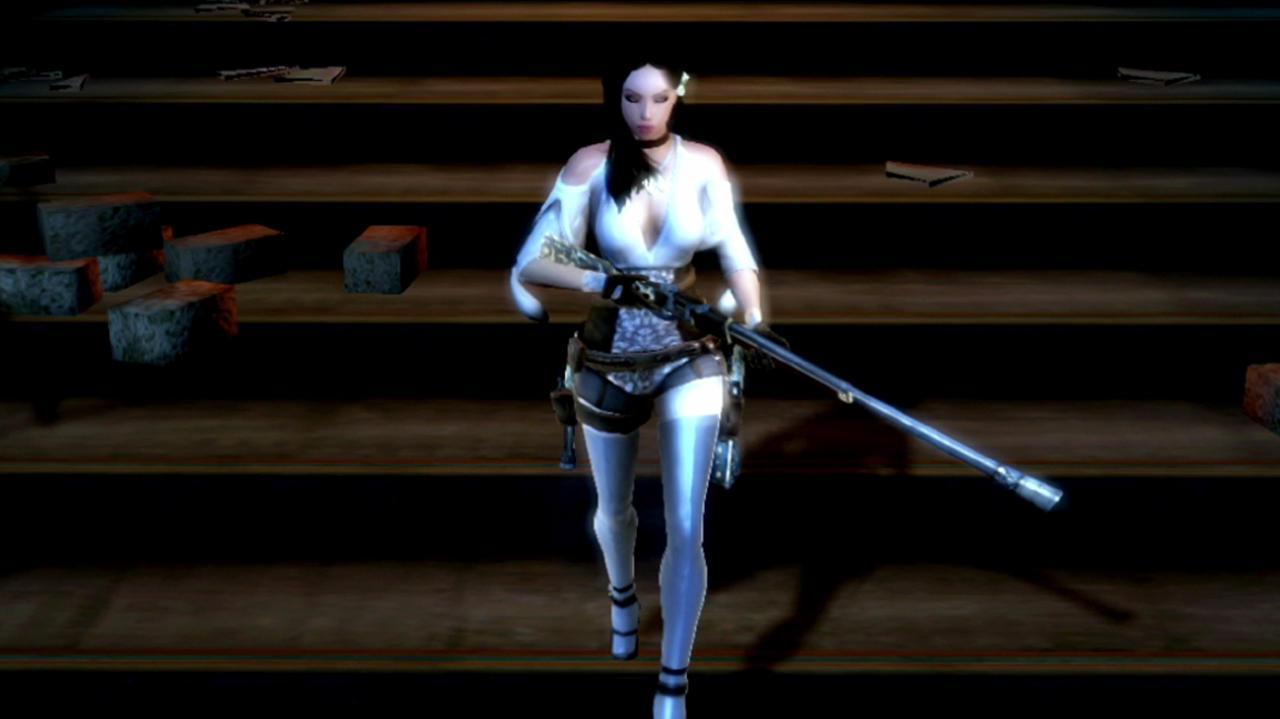 Dungeon Siege III Katarina Video