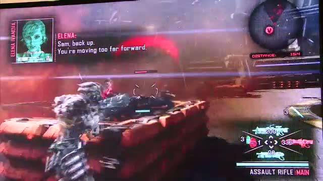 Vanquish X360 - E3 2010 Gameplay 2 (Off Screen)