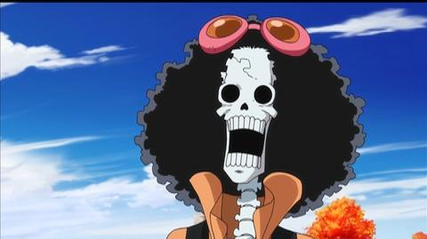 One Piece Film Stong World (2009) - Trailer for One Piece Film Strong World