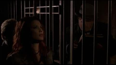 BloodRayne Deliverance - rayne is talking with muller