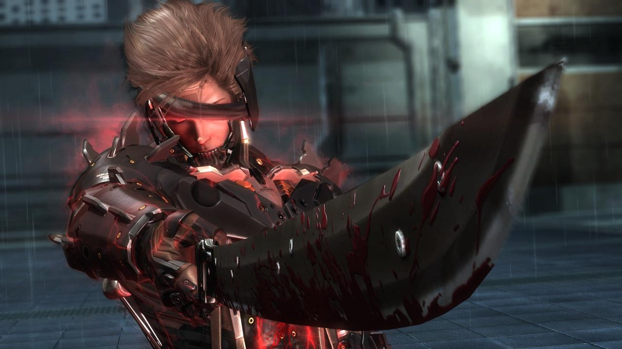 Metal Gear Rising Revengeance - Ripper Mode Trailer