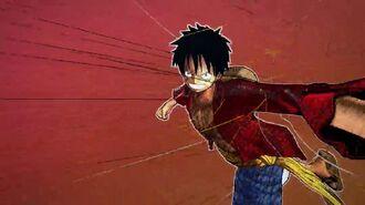 One Piece Burning Blood Trailer