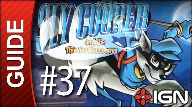 Sly Cooper Thievius Raccoonus Walkthrough - 37 Episode 4 Part 1 A Perilous Ascent