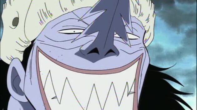 One Piece - Episode 42 - Explosion! Fishman Arlong's Fierce Assault from the Sea!