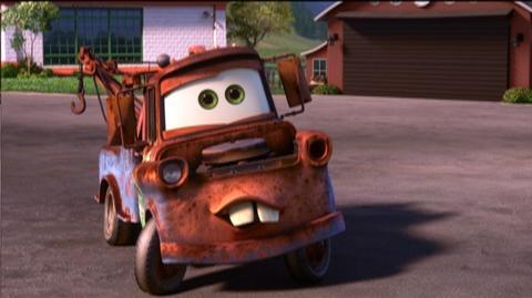 Cars 2 (2011) - Bonus Clip Air Mater Opening 2