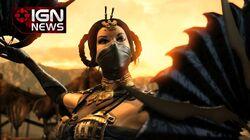 Mortal Kombat X Trailer Reveals Kitana and Kung Lao - IGN News