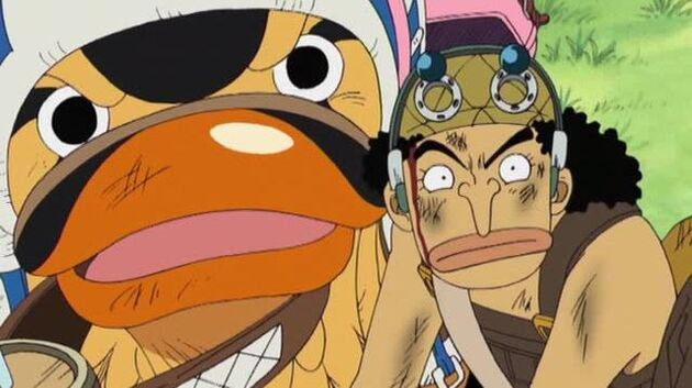 One Piece - Episode 76 - Time to Fight Back! Usopp's Quick Thinking and Fire Star!