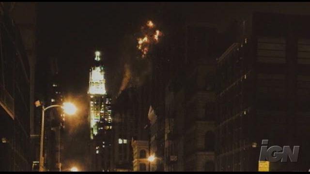 Cloverfield Movie Trailer - Trailer