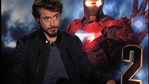 Iron Man 2 (2010) - Interview Robert Downey, Jr