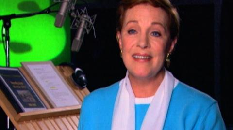 Shrek The Third (2007) - Interview Julie Andrews On The Story