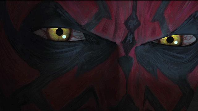 Star Wars The Clone Wars - Darth Maul's Plan of Attack