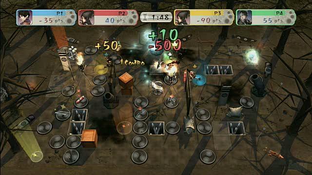 Tenchu Shadow Assault Xbox Live Gameplay - Multiplayer