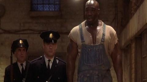 The Green Mile - Wild Bill's a bad man