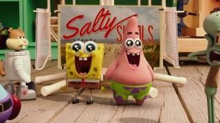 The Spongebob Movie Sponge Out Of Water (Big Game Spot)