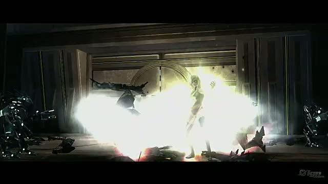 Marvel Ultimate Alliance 2 PlayStation 3 Trailer - Ms. Marvel Vignette