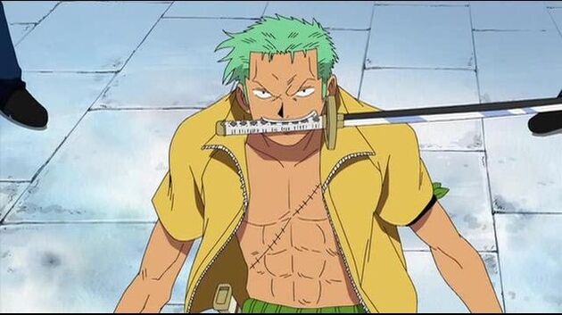 One Piece - Episode 308 - Wait for Luffy! Mortal Combat On the Bridge of Hesitation!