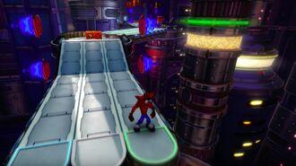 Crash Bandicoot N. Sane Trilogy Official Future Frenzy Playthrough
