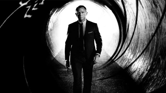 James Bond Skyfall - First Trailer