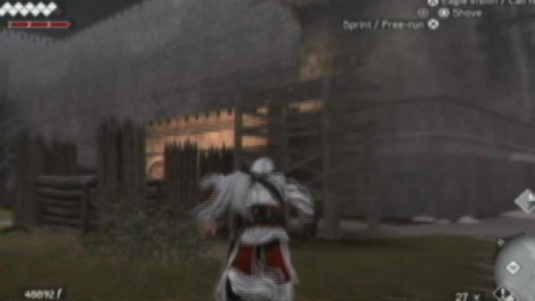 Assassin's Creed Brotherhood How to Get Borgia Flag 30