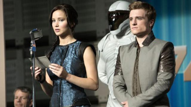 The Hunger Games Catching Fire Trailer