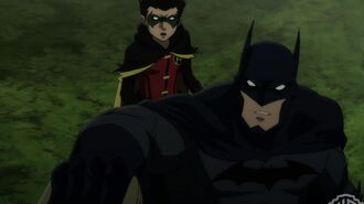 "Son of Batman - ""Man-Bats"" Clip"