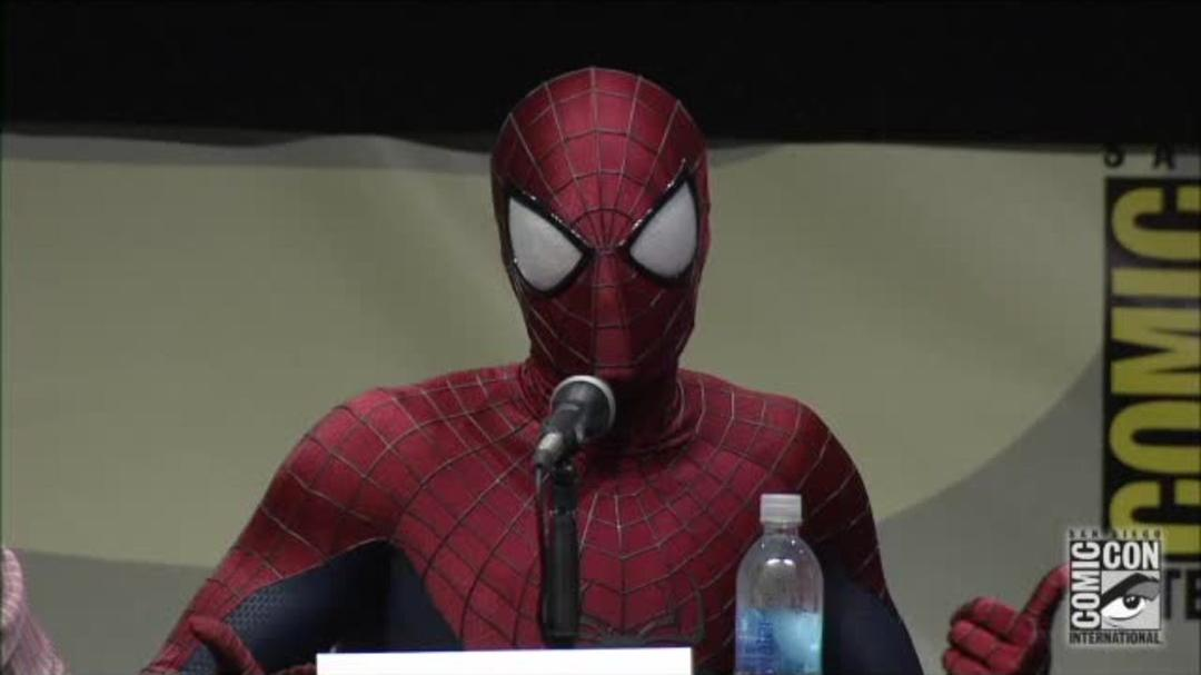 The Amazing Spider-Man 2 - Comic-Con Panel Part 1