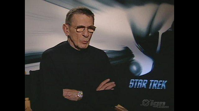 Fringe TV Interview - Exclusive Leonard Nimoy