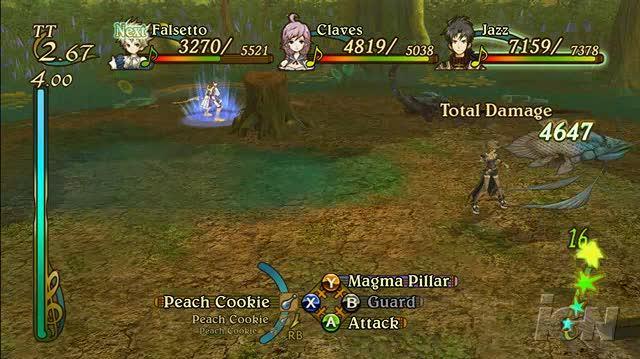 Eternal Sonata Xbox 360 Gameplay - Falsetto Spot (HD)