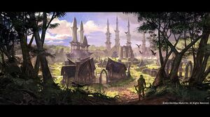 The Elder Scrolls Online - World & Lore