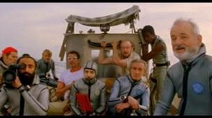 The Life Aquatic with Steve Zissou (2004) - CT 1 Post