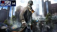 Watch Dogs Walkthrough - Act 2, Mission 05 A Blank Spot There-ish