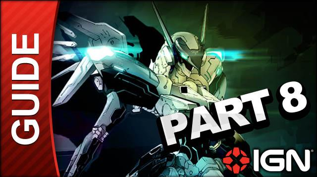 Zone of the Enders HD Walkthrough - Part 8