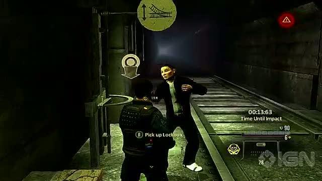 Alpha Protocol X360 - Video Review