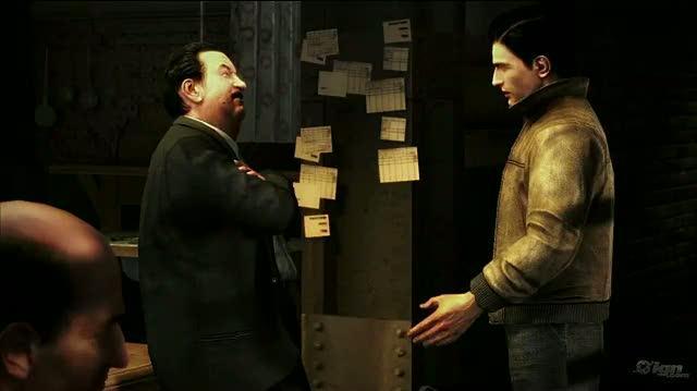 Mafia II Xbox 360 Trailer - GC 2009 The Art of Persuasion
