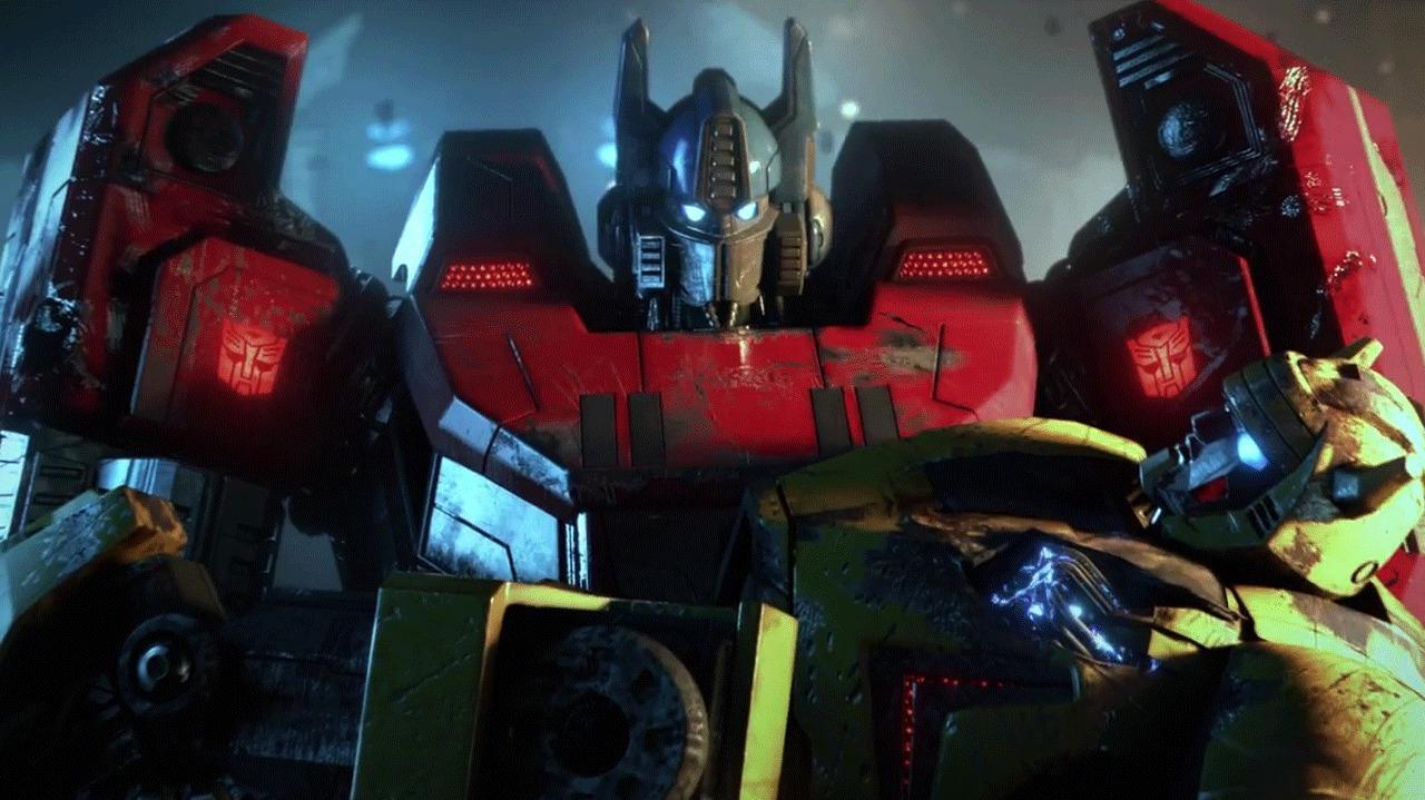 Transformers Fall of Cybertron Dinobots Rule Trailer