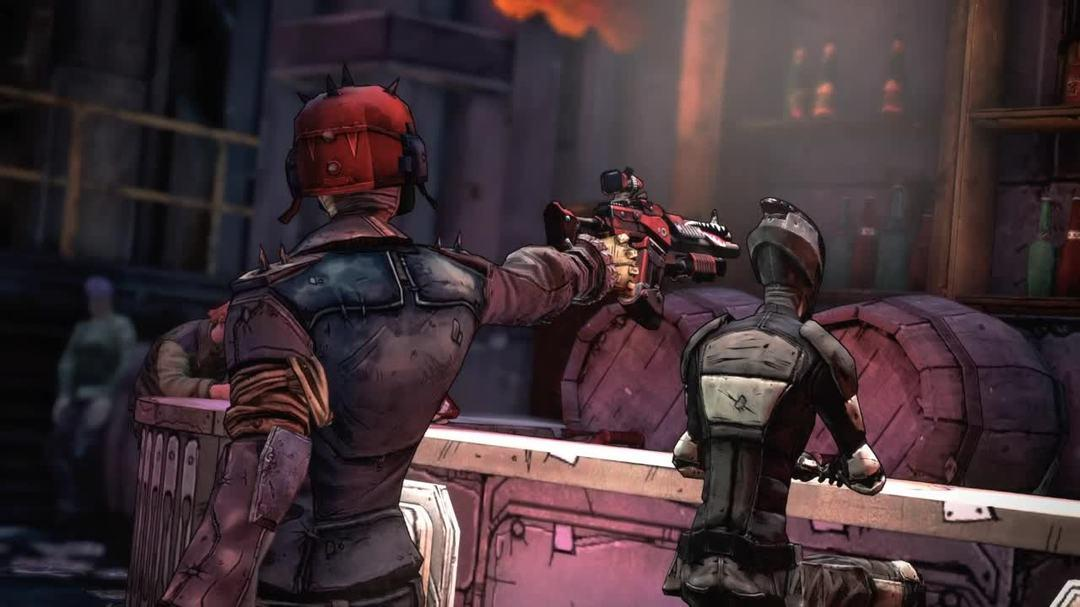 Borderlands 2 - Game of the Year Launch Trailer