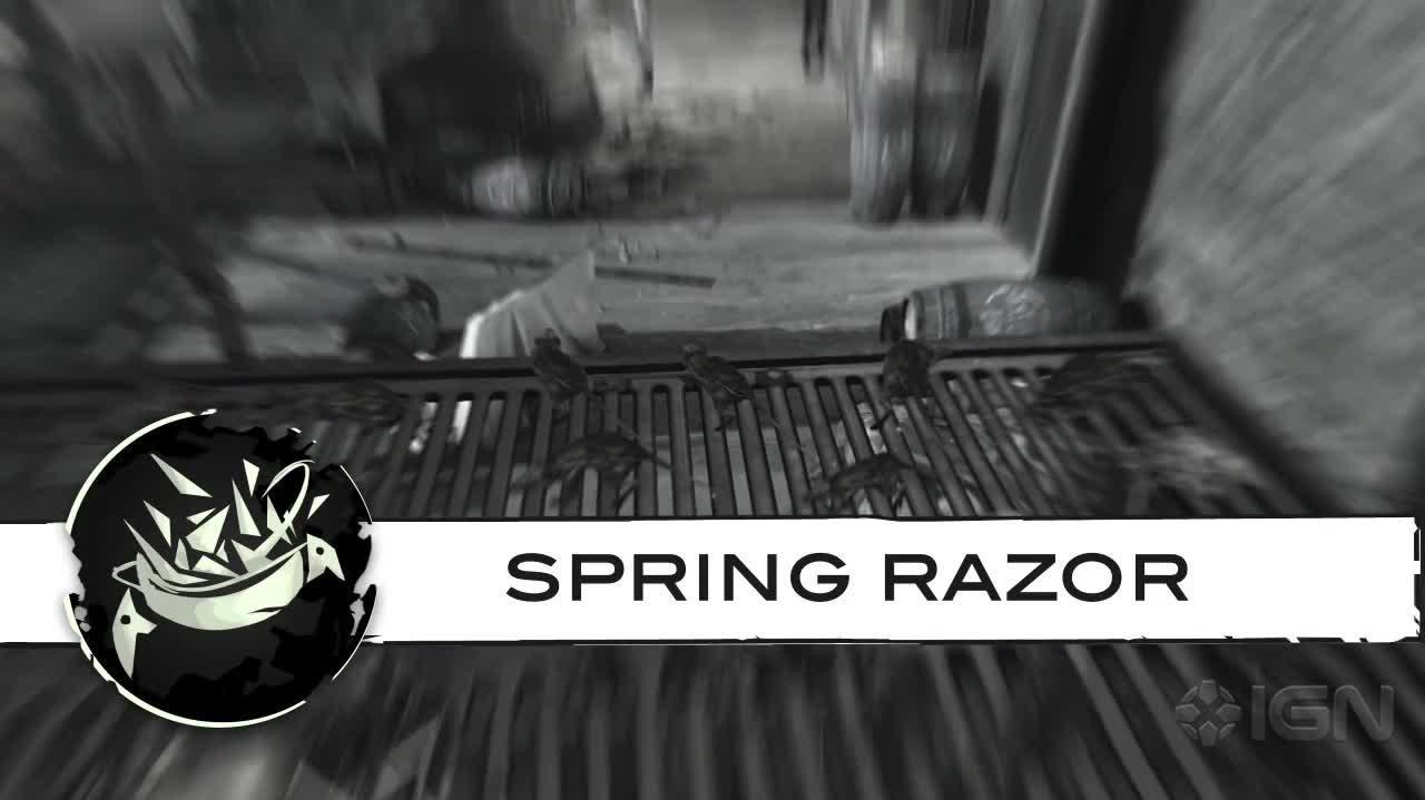 Dishonored - Creative Kills Video