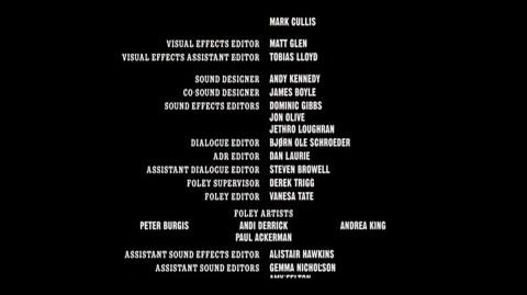 Harry Potter and the Order of the Phoenix - End credits Part 3