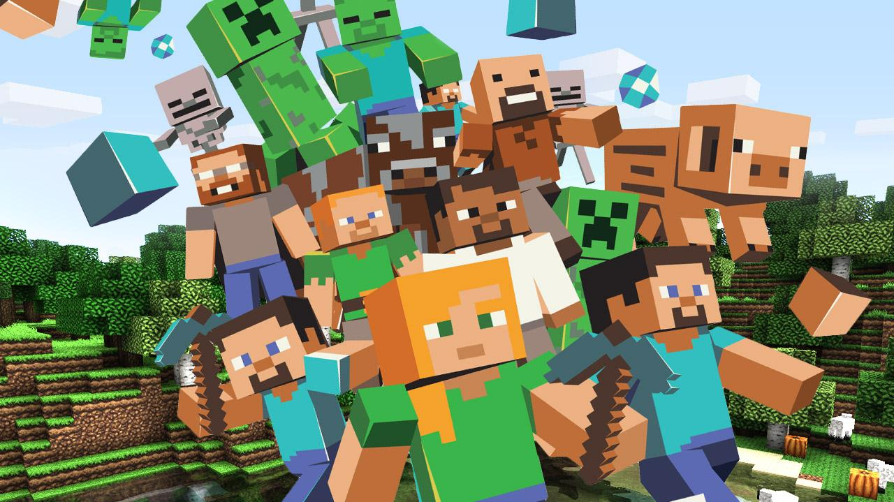 Minecraft PS3 Review